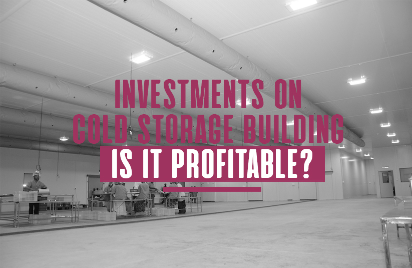 Investments on Cold Storage Building- Is it Profitable?